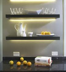 Ikea Hack: How To Install Ikea Lack Floating Shelves In The Kitchen