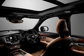 2018 volvo interior colors. delighful volvo 2018 volvo xc90 interior changes in volvo colors