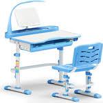 Купить <b>Комплект мебели</b> (<b>столик</b> + стульчик + лампа) Mealux EVO ...