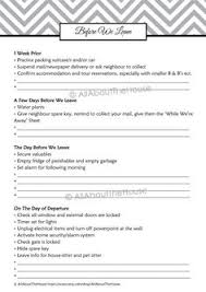 vacation budget planner road trip budget and expense tracker printable and editable