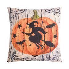 C&F HOME <b>Halloween Pumpkin Witch</b> Indoor/Outdoor Orange ...