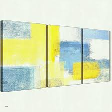 abstract canvas wall art sets awesome piece mustard yellow blue kitchen decor high resolution of