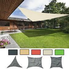 garden canopy. Sun Shade Sail Garden Patio Awning Canopy Sunscreen 98% UV Block NEW -