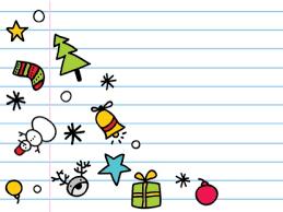 Doodle Christmas Motion Loop I Love Kids Church Motion