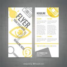 Informative Flyer Template Medical Health Care Flyers Templates