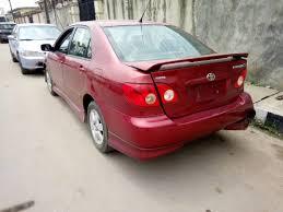 Foreign Used Toyota Corolla Sport 2006 - Autos - Nigeria