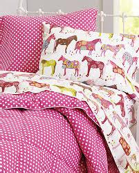girls horse comforter set and pony sheets bedding for kids duvet nice 8