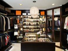 custom walk in closets.  Closets Boutique WalkIn Closet Features Custom Storage 6 Photos Intended Walk In Closets