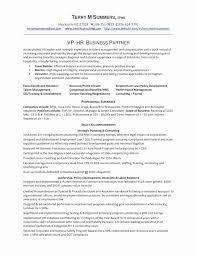 Human Resource Resume Template Simple Human Resource Resume Template
