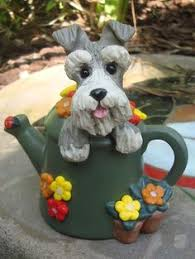 schnauzer watering can