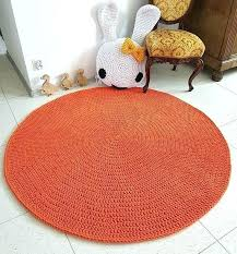 modern orange rug fancy orange round rug modern orange round rug round area rug nursery rugs modern large crochet floor rug orange rug modern rugs orange