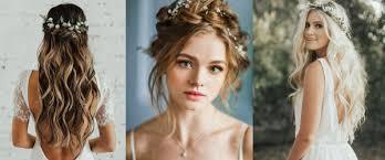 účesy Na Svatbu Pro Polodlouhé Vlasy