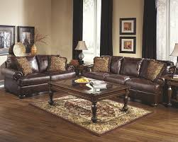 Amazon.com: Ashley Furniture Signature Design - Axiom Sofa with 2 ...