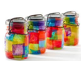 jar crafts home easy diy: mason jar crafts for kids popsugar moms