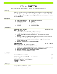 Online Marketing Specialist Cover Letter Equal Opportunity