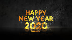 Happy New Year 2020 Gif Images Wishes Greetings