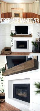 gallery pictures for fireplace update mantel shelf woodworking plans