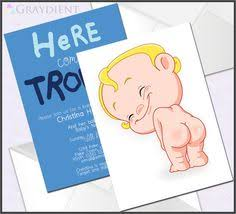 Marvellous Humorous Baby Shower Invitations 32 In Vintage Baby Humorous Baby Shower Invitations