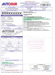 car insurance certificate template examples