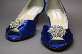 Royal Blue Shoes Etsy Wedding Shoes 2016 Favorites Plus Fabulous
