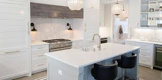 white onyx countertops in kitchen