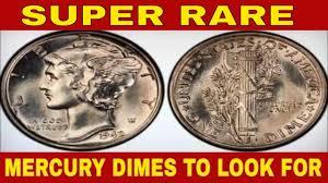 Dime Value Chart Top 12 Most Valuable Mercury Dimes Mercury Dimes Value