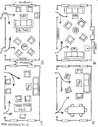 Living Dining Room Layout Living Room Layout Dimensions Nomadiceuphoriacom