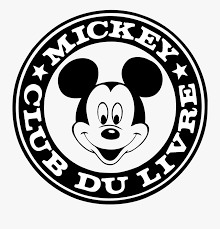 Mickey Mouse Minnie Mouse Vector Graphics Logo Image - Logo Mickey , Free  Transparent Clipart - ClipartKey