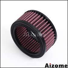 Evrensel motosiklet hava filtresi E 3120 yuvarlak hava temizleyici 0.2 oz 6  ml 3