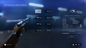 How To Specialize Battlefield V Weapons