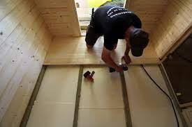 Der bodenbelag in einer wohnung macht ganz viel aus und kann den jeweiligen raum in einer neuen glanz erstrahlen lassen. Gartenhaus Isolieren So Dammen Sie Fassade Dach Boden
