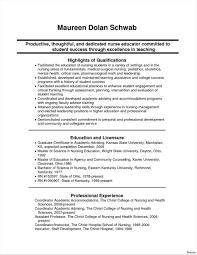 Sample Rn Resume 1 Year Experience Write Happy Ending
