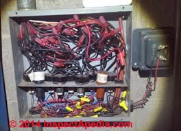 low voltage building wiring lighting systems inspection ge low voltage wiring switches relays and junction box c inspectapedia