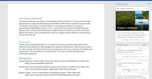 microsoft word update will help you write better research papers