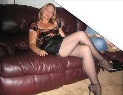 Sexy mature tease legs skirts