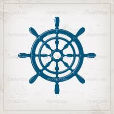 boat steering wheel blue clip art - Google Search
