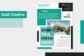 Real Estate Flyer Template Free Download On Microsoft Word