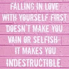 Loving Myself Quotes Impressive 48 Inspirational Quotes About Loving Yourself Good Morning Quote