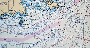 Burrard Inlet Depth Chart Chartwork Pilotage Level 1 C P1 Safer Ocean Systems