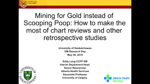 Making The Most Of Chart Reviews Canadiem