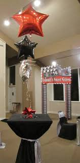 Hollywood Theme Decorations Party People Event Decorating Company Hollywood Sweet 16 Walden