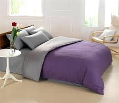 purple and grey bedding sets light blue silver grey bedding set king size queen quilt doona