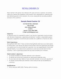 Great Retail Resume Examples Resume Examples for Retail Beautiful Store Manager Job Description 52