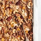b   b homemade granola