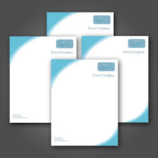 Stationery Letterhead Business Stationery Letterhead