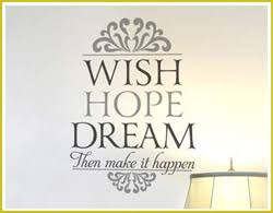 Inspirational Quotes About Hopes And Dreams