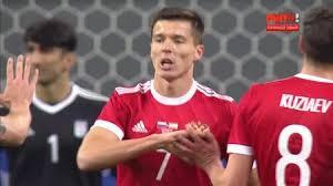 Оценки за контрольную Россия сыграла с Ираном почти  Россия Иран 1 1 Голы и лучшие моменты