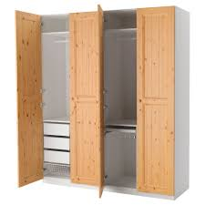 Shop for wardrobe combinations with doors at IKEA. Choose from PAX system  wardrobes with doors in a variety of shapes, styles and colors.