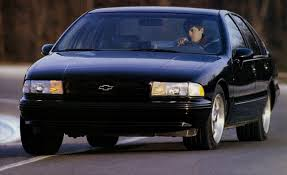 1994 Chevrolet Impala SS | Archived Instrumented Test | Reviews ...