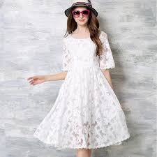 cute white summer dress page 1 line